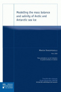 Modelling the mass balance and salinity of Arctic and Antarctic sea ice