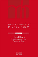 Revue internationale Michel Henry n°5 - 2014