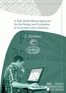 A task model-based approach for design and evaluation of innovative user interfaces