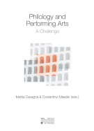 Philology and Performing Arts