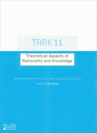 Theoretical Aspects of Rationality and Knowledge