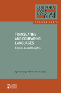 Translating and Comparing Languages: Corpus-based Insights