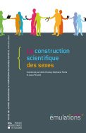 Émulations n°15 : La construction scientifique des sexes