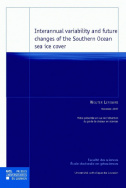 Interannual variability and future changes of the Southern Ocean sea ice cover
