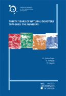 Thirty Years of Natural Disasters 1974-2003: The Numbers