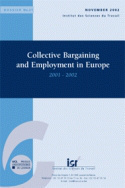 Collective Bargaining and Employment in Europe