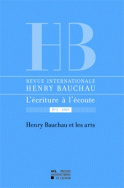 Revue internationale Henry Bauchau n°2 - 2010